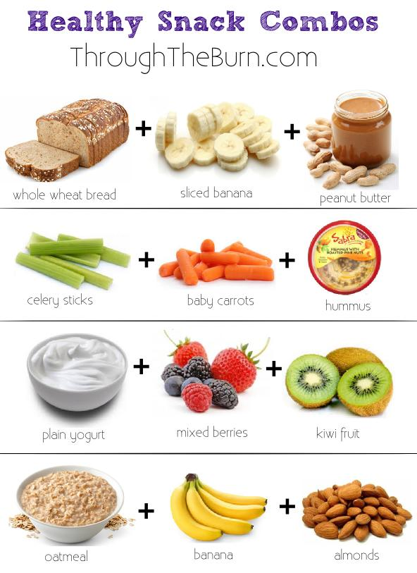 Healthy snack ideas for eating lean and getting fit