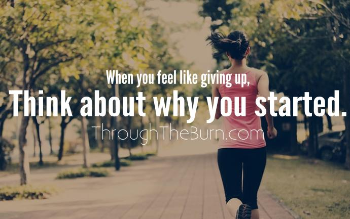 Feel Like Giving Up Read These 20 Motivating Quotes Now: 5 Inspirational Fitness Quotes To Keep You Motivated