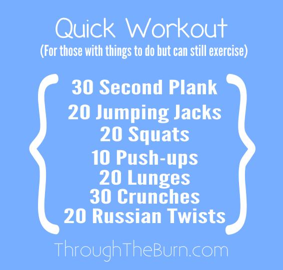 quick-workout